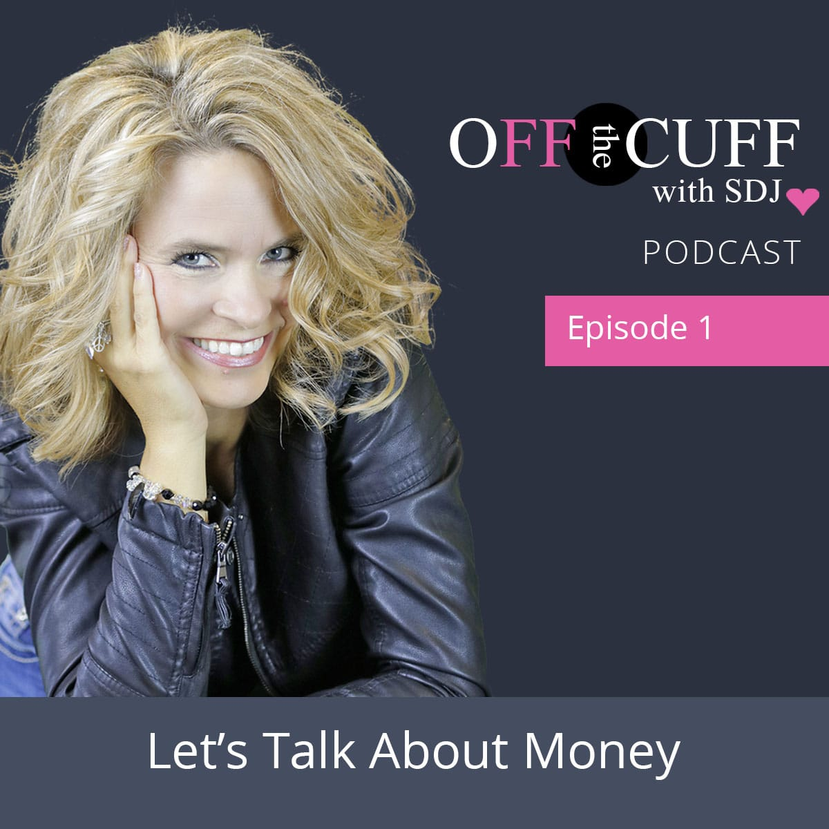Off the Cuff with SDJ - Spontaneous   Informal   Unrehearsed